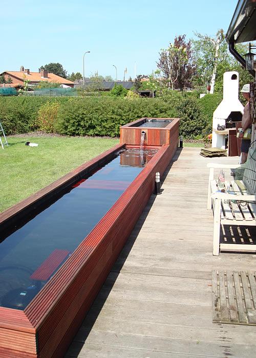 Aanleg en onderhoud van tuin en park welkom bij peter for Terrasvijver maken